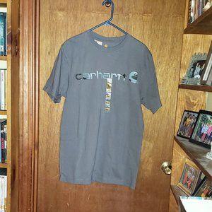 Carhartt Original Fit Signature Logo Men's T-Shirt